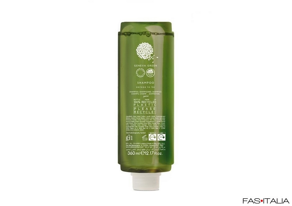 Shampoo in flacone da 360 ml conf. 18 pz